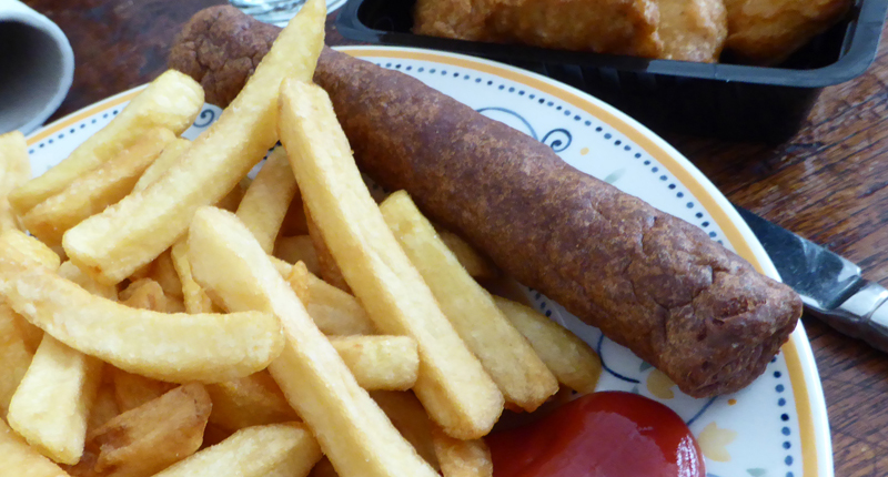 what's inside: frikandel – connections